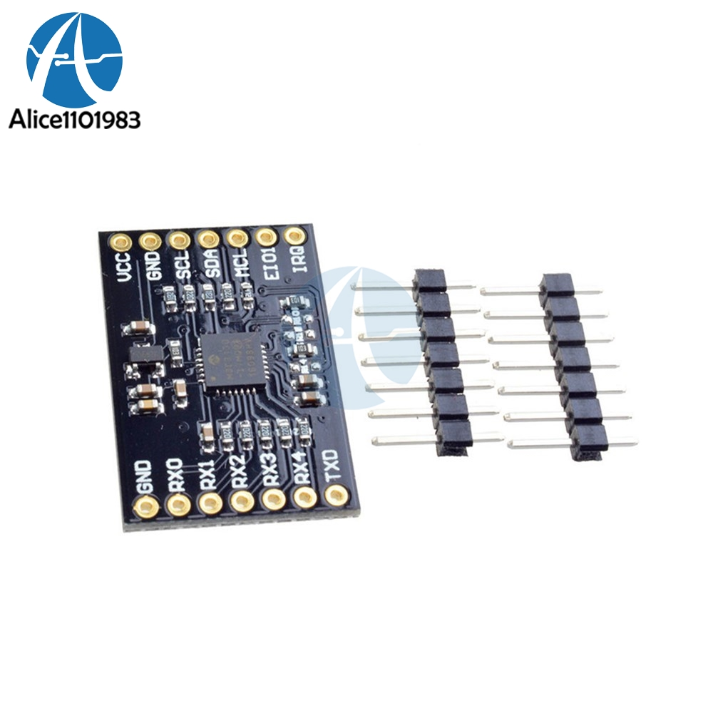 I2c Mgc3130 3d Tracking And Gesture Recognition Motion Stc1000 Temperature Controller Build Page 32 Iic Dc 33v Proximity Touch Sensor Module