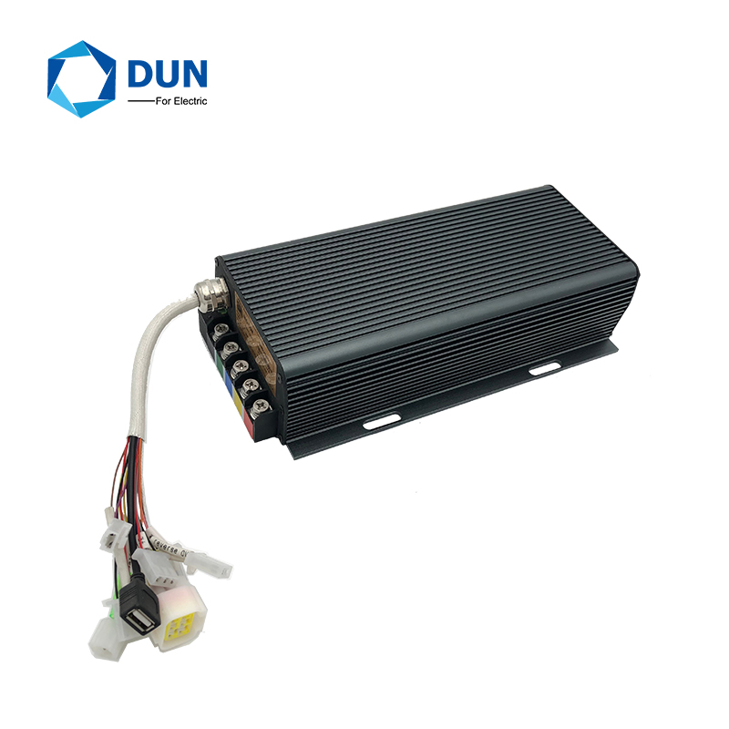 Sabvoton SVMC96120 120A 5kw Scooter Programmable BLDC Motor Controller 96v With CE Approved For QS MOTOR