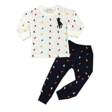 Baby boy clothes 2016 Casual spring kids clothes sets t shirt pants suit clothing set Animal