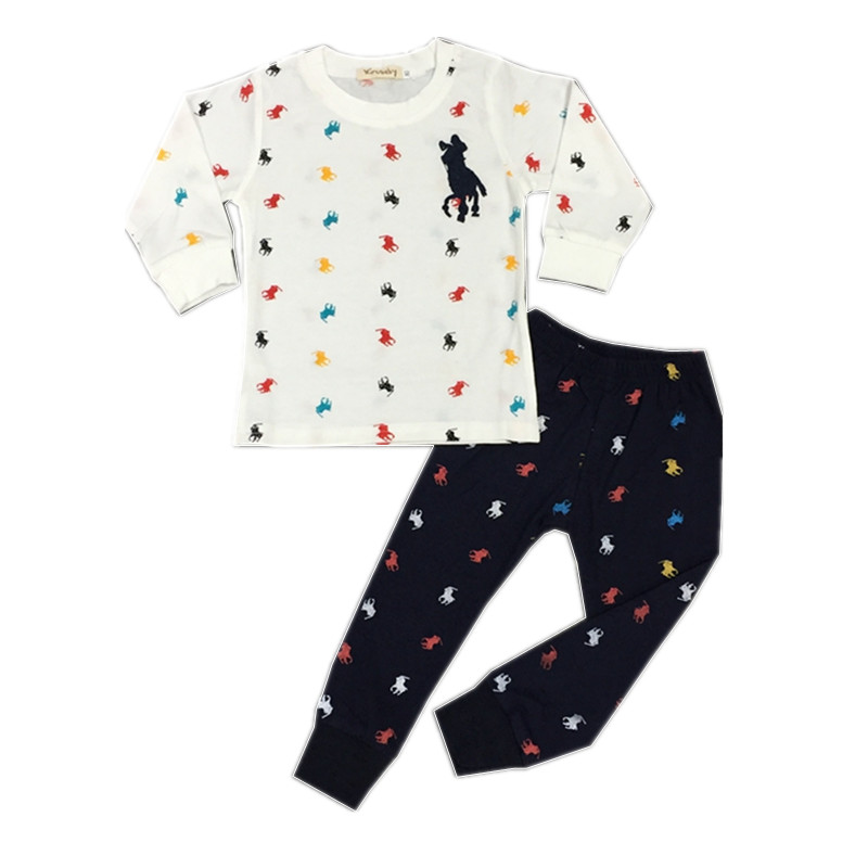 Baby font b boy b font clothes 2016 Casual spring kids clothes sets t shirt font