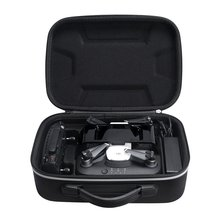 Newest Protective Carrying Case Bag Cover For DJI Spark Drone Portable Charging Station Remote Control & Charger Accessories