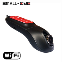SMALL EYE Mini Wifi Car DVR Camera Dashcam Full HD 1080P Dash Cam IMX 322 Novatek