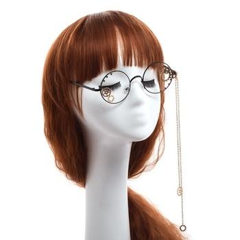 Стимпанк очки с шестеренками в двух вариантах 1