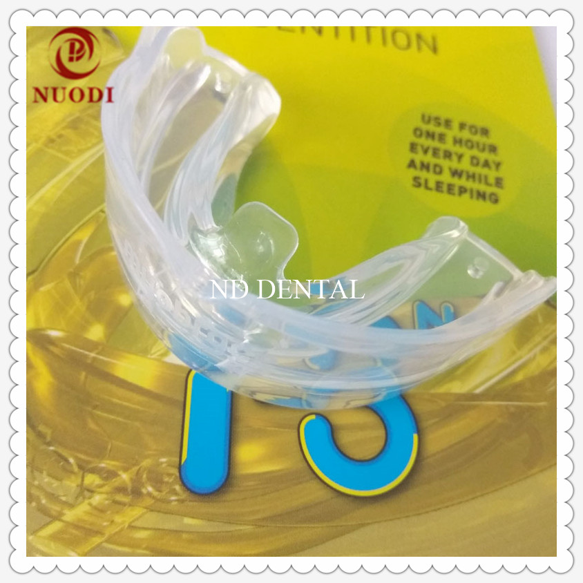 Dental Orthodontic teeth brace I3N/Anti-jaw Orthodontic Appliance i3N MRC Trainer/MRC Orthodontic teeth trainer appliance I3N dental orthodontic brace work with bracket b1 teeth trainer appliance correct myofunctional habits home use orthodontic brace