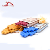 Fast & Efficient Sealing Wax Sticks for Envelope with Expected Quality 16 Pcs/box with Multi-color