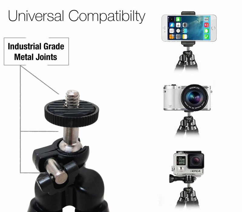 Bluetooth-Remote-Shutter-with-Flexible-Octopus-Mini-Phone-Tripod-Stand-Holder-For-iPhone-6S-7-5S-Plus-Xiaomi-mi5-Suporte-Celular-1 (4)