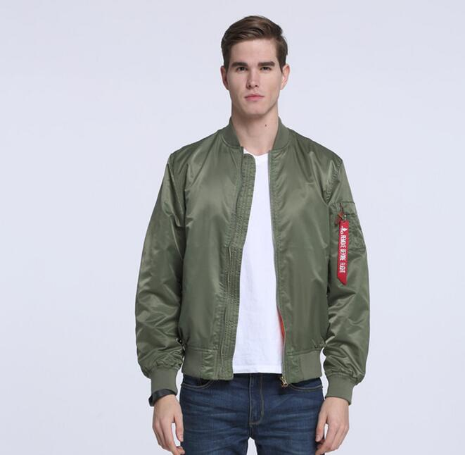 Green Bomber Jacket Mens Photo Album - Reikian