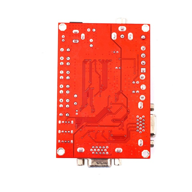 1pcs VGA to CGA/CVBS/S-VIDEO High Definition Converter Arcade Game Video Converter Board for CRT LCD PDP Monitor Store