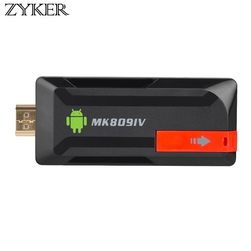 Androider 5.1 Fernsehapparat Dongle-STICK MK809IV Mini-PC 4K RK3229 - Heim-Audio und Video