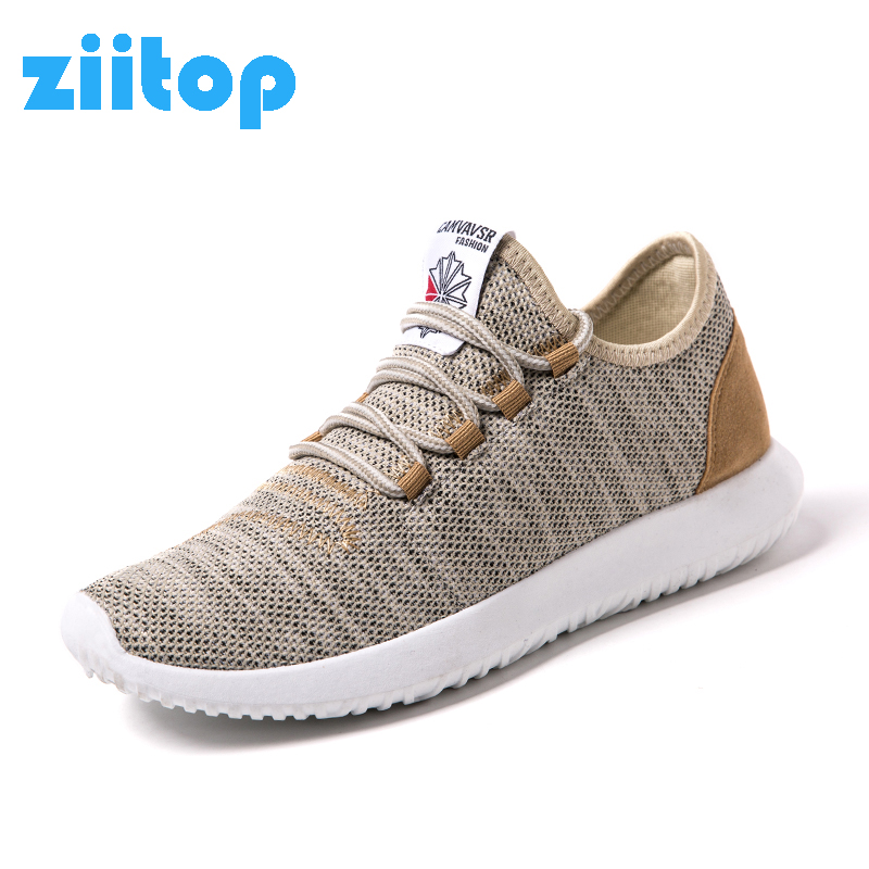Ultra-Light Running Shoes Men Summer Breathable men Athletic Shoes Trainer Sport Shoes Mesh (Air mesh) Men Shoes