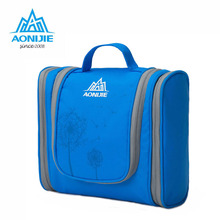 AONIJIE Man Women Swimming outdoor organizer bags handbags Foldable travel Sport bags storage bags Wash Bags