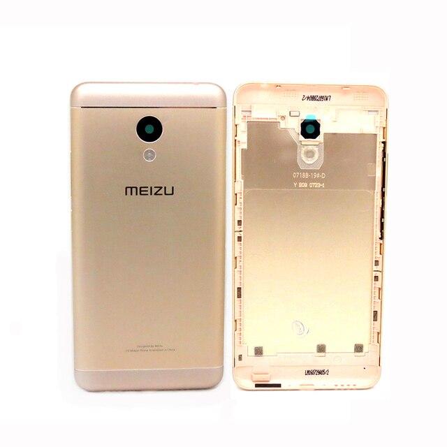 Оригинал Для Meizu M3S Mini Задняя Крышка Батареи 5.0 Дюймов Meilan M3S мини Сотовый Телефон Корпус Назад крышка Батарейного Отсека Чехол С Бесплатные Инструменты,