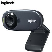 100% Original Logitech C310 Webcam HD 720P High Definition Webcam Webcast camera Gaming camera