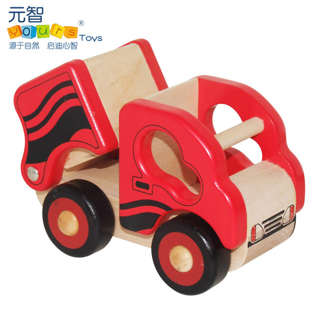 Yours - dump-car wool toy special car model toy car