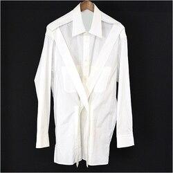 ¡2020 Yohji camisas yohji a mostrar yohji yamamoto yoshi personalizado de algodón puro S-6XL! Ropa de hombre de yardas grandes