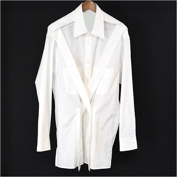 2019 Yohji Shirting Yohji Back Show Yohji Yamamoto Yoshi Custom Pure Cotton   S-6XL! Big Yards Men's Clothing