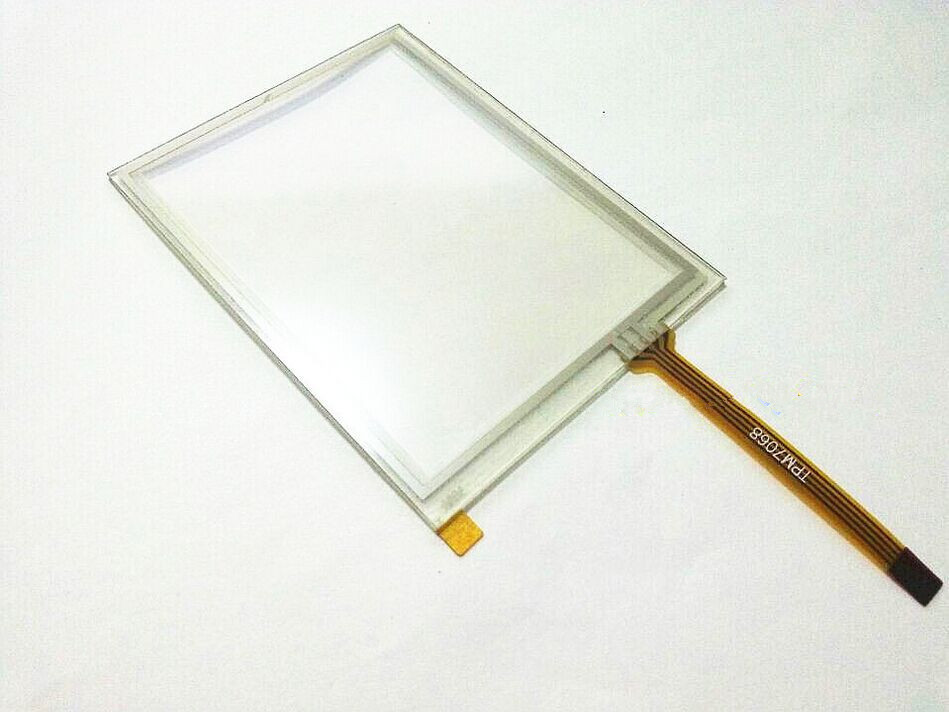 Wholesale TouchScreen for Trimble TSC2 AMT98636 AMT 98636 Touch Screen Digitizer Panel Sensors Front Lens Glass Replacement new touch screen touch panel digitizer for trimble tsc2 amt98636 amt 98636 touch panel glass free shipping