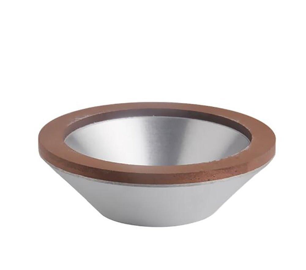 цена на Diamond Grinding Wheel 100mm 150/180/240/320 Grain Cutting Saw Blade Disc Cup-Shaped Grinding Wheels Rotary Abrasive Tools