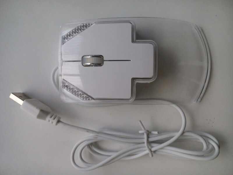 Malloom 2019 ясно светодиодный светильник USB оптическая проводная мышь геймер 1600 Точек на дюйм игровой Мышь для портативных ПК компьютер Ратон Ordenador белый