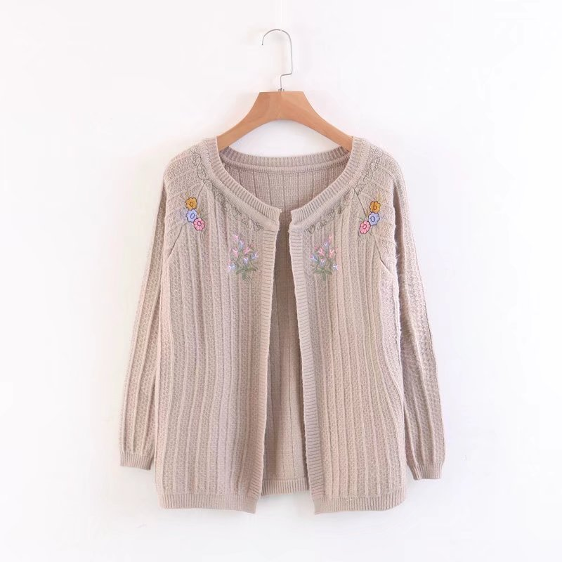 Fashion Cardigan Womens Knitwear 2017 Sweater Invierno Cute ...