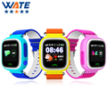 GPS smart watch baby watch Q70 with Wifi touch screen SOS Call Location DeviceTracker for Kid Safe Anti-Lost Monitor
