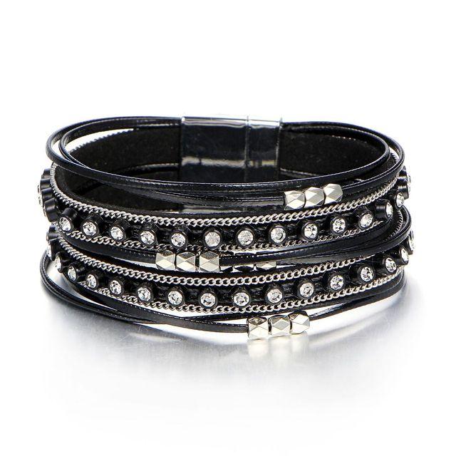 Wrap Bracelet Multilayer...