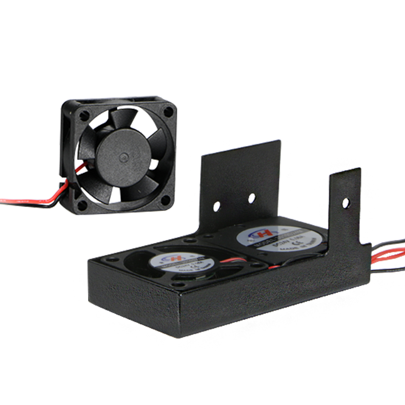 JGAURORA A3S A5 A5S 3D Printer Extruder Fan Of Uper And Down Without Metal Sheet 24V 0.1A