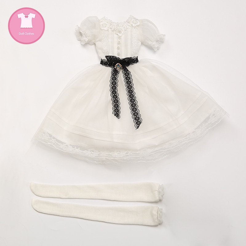 BJD Doll Clothes 1/4 Minifee Cute Dress Beautiful Doll Clothes For MNF Girl Body Doll Accessories Fairyland american girl doll clothes 4 styles elsa blue lace princess dress doll clothes for 16 18 inch dolls baby doll accessories x 2