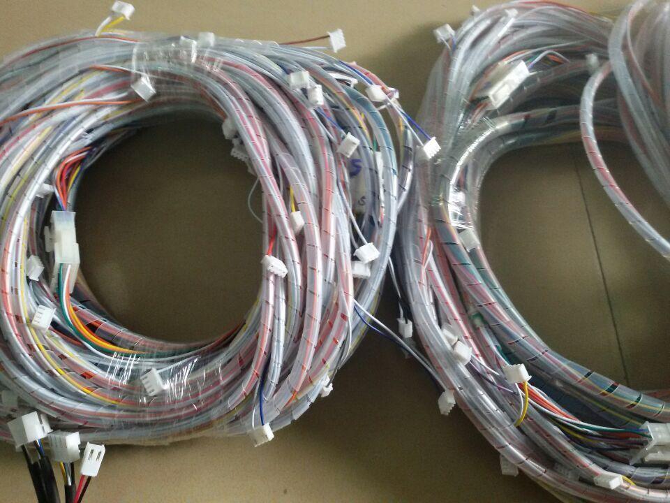 Pièces de distributeurs automatiques (1 définit les câbles de moteur pour les moteurs de 60 pièces)