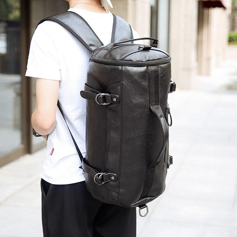 Japan Style Högkapacitets Travel Bags Vertikala Square Basket - Väskor för bagage och resor - Foto 5