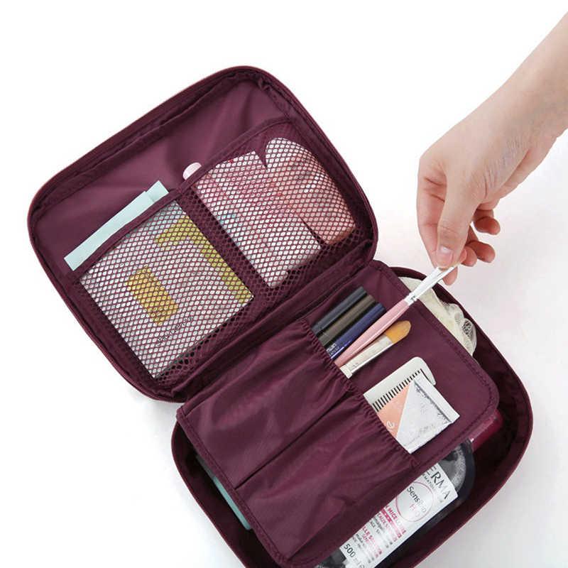 Новое поступление обновления Путешествия Водонепроницаемый унисекс дорожная сумка Сумки Для женщин Для мужчин Чемодан косметичка складные сумки небольшой сумка для хранения