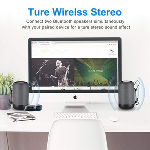Image 3 - Bluetooth 5.0 אלחוטי רמקול 10w אלחוטי Bluetooth רמקול בס Ipx56 Waterproof built מיקרופון מוסיקה רמקולים עבור טלפון