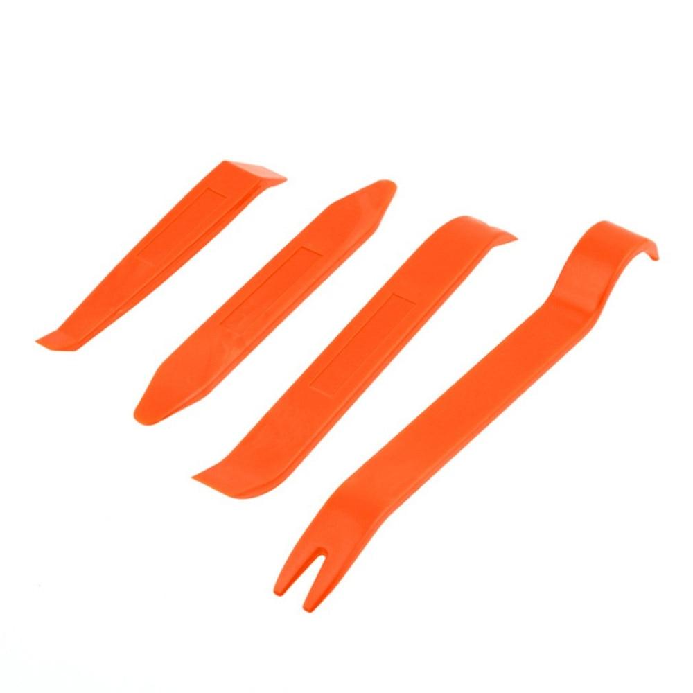 4 Stks Voor Peugeot 307 206 308 207 406 407 408 508 5008 301 2008 Auto Audio Sloop Geluidsdichte Deur Auto Dvr Gps Removal Tool Nieuwe Nieuwe Rassen Worden Na Elkaar GeïNtroduceerd