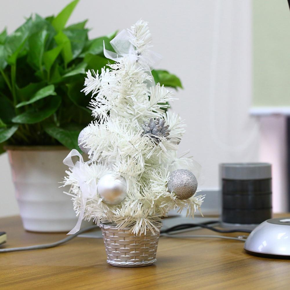 Christmas Tree Colour Schemes 2014: 4 Colors Christmas Tree Beautiful Mini Handmade Pine Tree