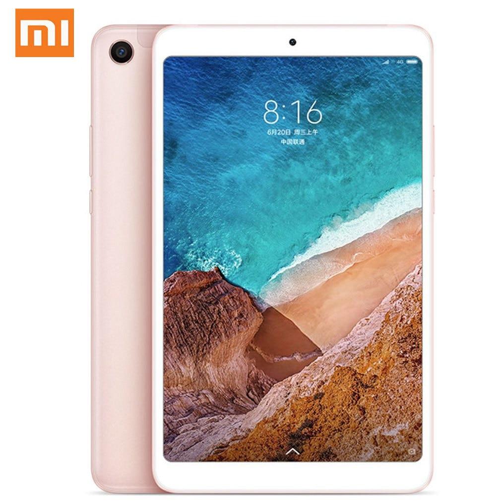 Multi language Xiaomi Mi Pad 4 Plus 64GB/128GB Tablets 4 Snapdragon 660 AIE 8620mAh 10.1'' 16:10 1920x1200 Screen 13MP Mi Pad 4