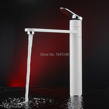 Factory Direct New Arrival High Quality Patent Design Lead Free Single Lever Solid Brass Bathroom Countertop Faucet Taps Mixer
