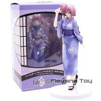 FGO Fate Grand Order Shielder Mash Kyrielite Yukata Ver. 1/8 Scale PVC Figure Collectible Model Toy