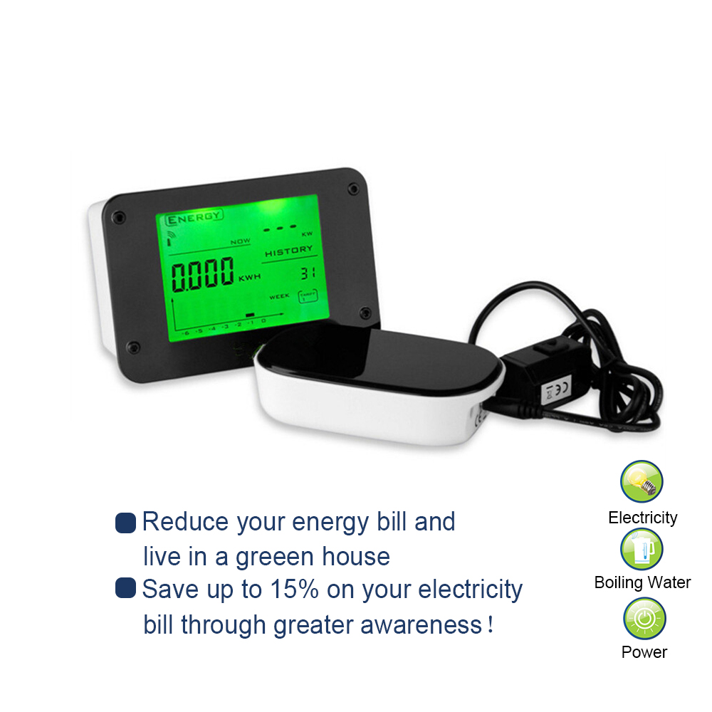 Excess Plus Energy Saver monitor,Wireless Electricity Monitor, Saving Energy Analyzer, Energy Meters for infrared heating systemExcess Plus Energy Saver monitor,Wireless Electricity Monitor, Saving Energy Analyzer, Energy Meters for infrared heating system