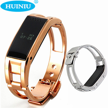 Huiniu модные женские туфли браслет D8 Bluetooth Smart часы SmartBand браслет для Android и Apple смартфон лучший подарок для женщины