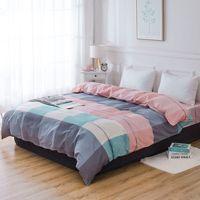 Klonca bedding set cottton cover summer bedding nodic style bed cover king duvet cover