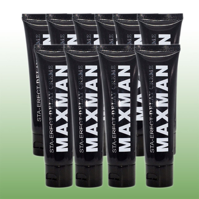 wholesale 10pcs titan gel maxman male delay spray oil penis