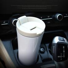2016 neue Mode Thermoskanne Tasse Doppelwandige Edelstahl-thermoskanne Becher Kaffeetasse Moderne Isolierung Vakuum Thermoskanne
