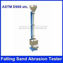Darmowa wysyłka spadające piasku na ścieranie Tester Standard: ASTM D 968 itp.