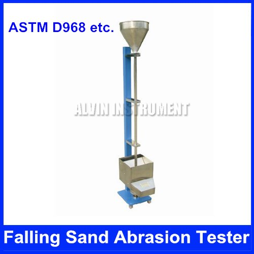 US $980 0 |Free Shipping Falling Sand Abrasion Tester Standard:ASTM D 968  etc -in Testing Equipment from Tools on Aliexpress com | Alibaba Group
