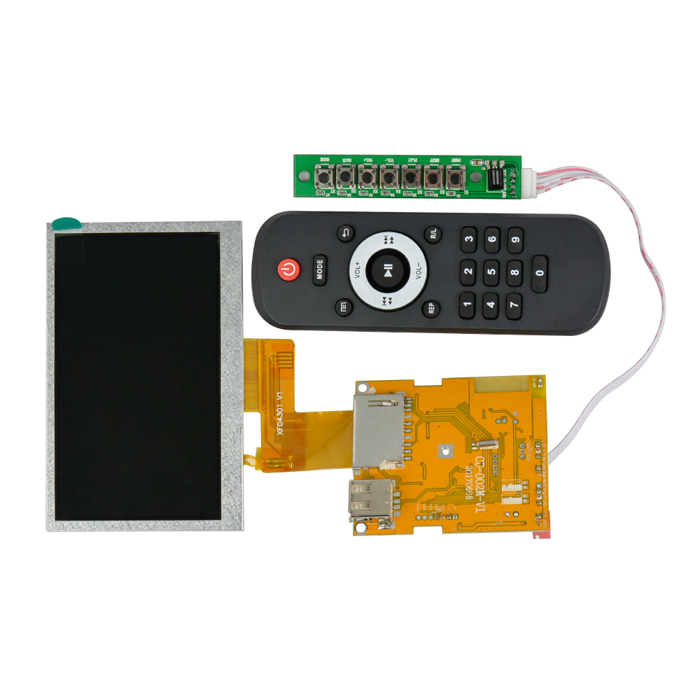 Aiyima 43inch Lcd Lossless Bluetooth Decoder Board Dts Flac Ape Ac3 13w Audio Amplifier Circuit Using Ta8200ah Wav Mp3 Decode Dc9 12v In From Consumer Electronics On