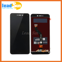 Free EMS DHL shipping Replacement full screen LCD Display Touch Screen Digitizer Assembly for Huawei P9 Lite 2017 5.2 PRA LX1