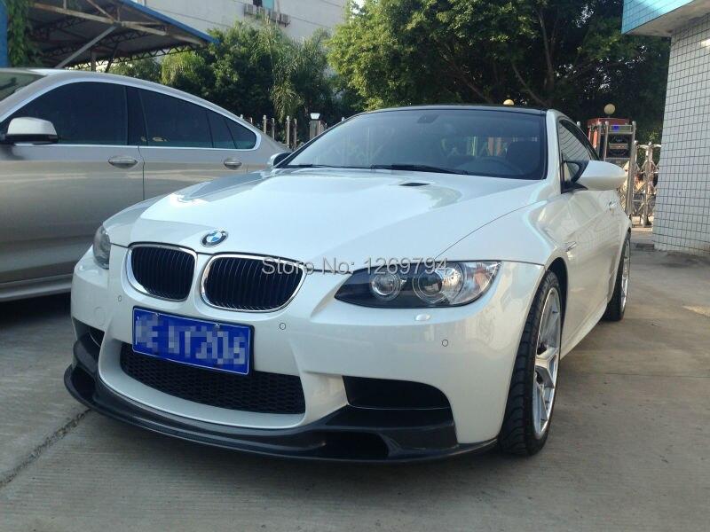 Carbon Fiber Front Lip /Front Bumper Lip Designed For M3 E92 E93 Of The GTS V Style