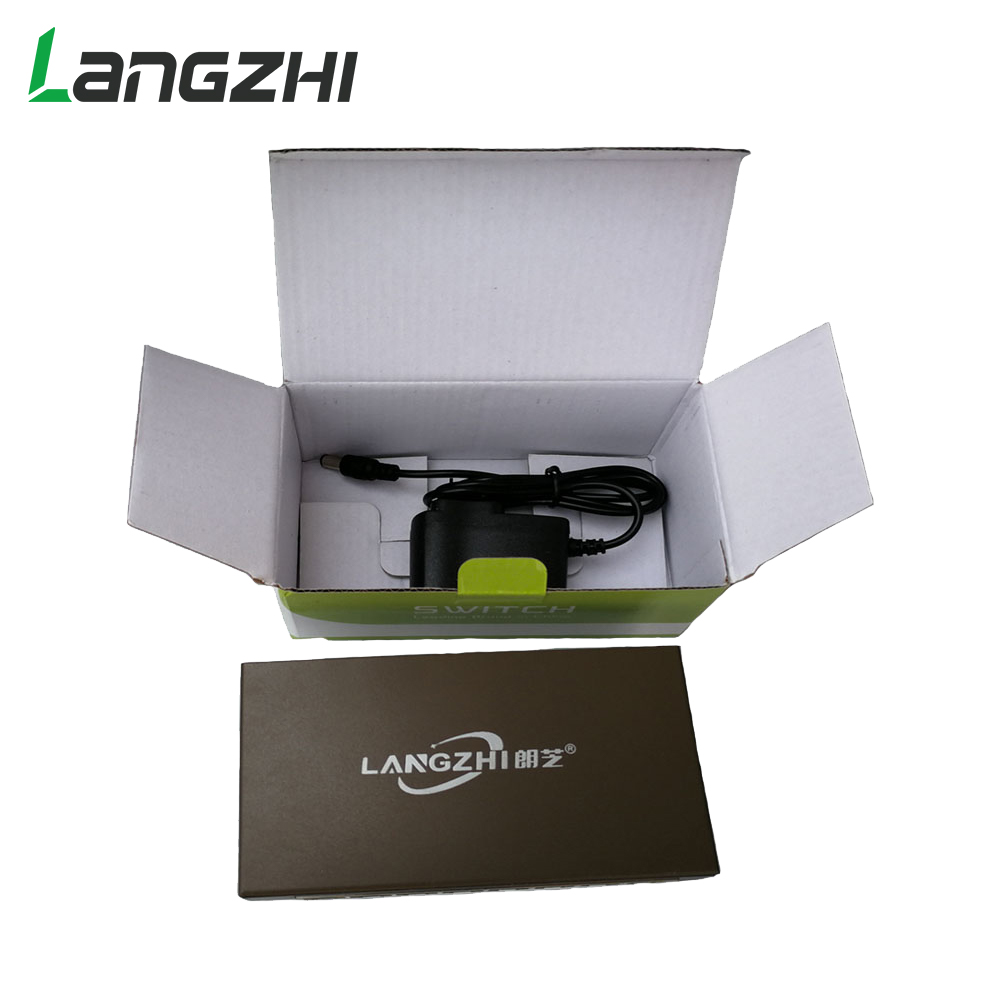 Image 5 - Langzhi  network Switchs Gigabit Switch 8 *10/100/1000Mbps RJ45 Port  10Gbps Switching  network switch 1000mbps  mining-in Network Switches from Computer & Office