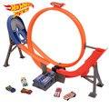 Ventas calientes 100% original hot wheels modelo de pista de juguete niños cars toys miniaturas de metal de plástico pista clásico juguete de niño coche