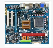 Original motherboard GA-73PVM-S2H LGA 775 DDR2 73PVM-S2H 4GB Micro-ATX Integrated Desktop Motherboard